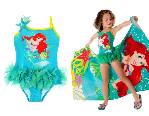ชุดว่ายน้ำ Ariel Deluxe Swimsuit [USA]