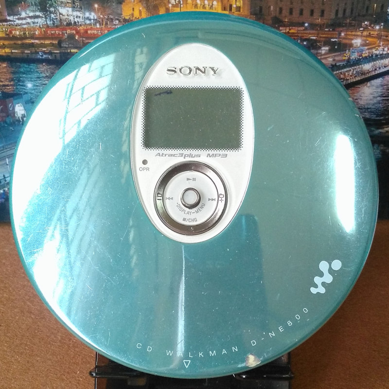 Sony D-NE800 มือสอง