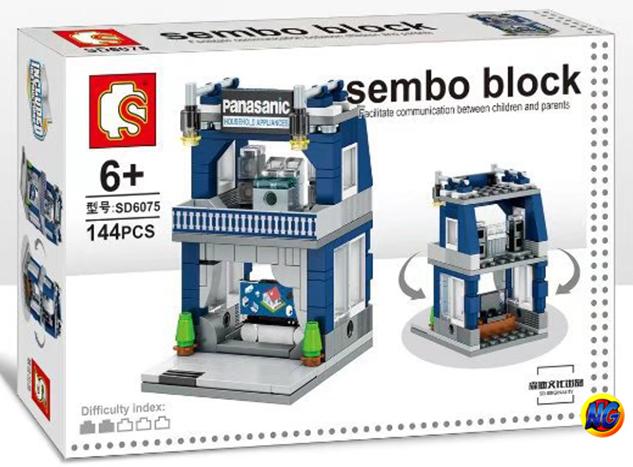 Sembo Block SD6075 : Panasonic