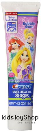 ยาสีฟันสำหรับเด็ก Crest Pro-Health Stages Disney Princess
