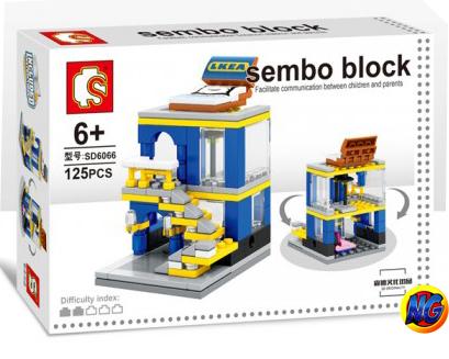 Sembo Block SD6066 : IKEA SHOP