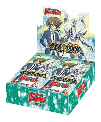 Card Fight !! Vanguard TH Box - Collector Pack 16 [VGT-CP16]