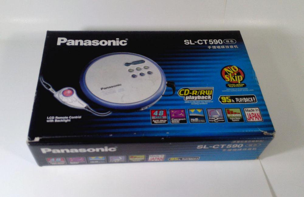 ขายแล้ว Panasonic SL-CT590 มือหนึ่ง