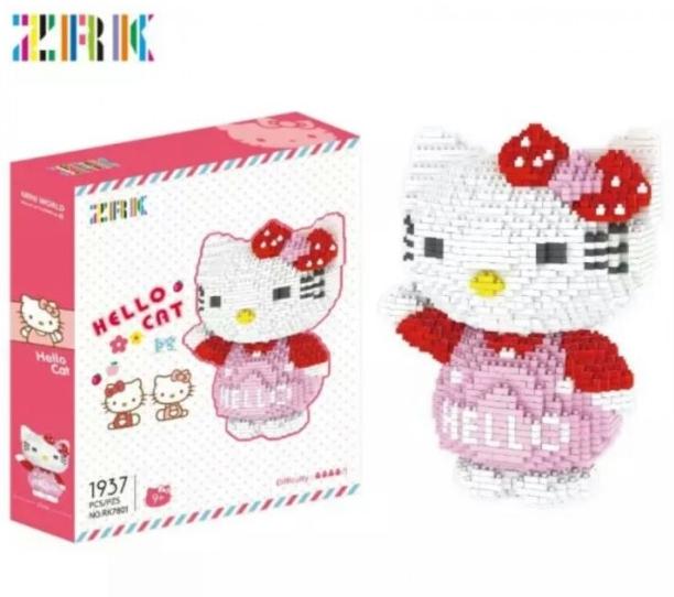 นาโนบล็อค : Hello Kitty
