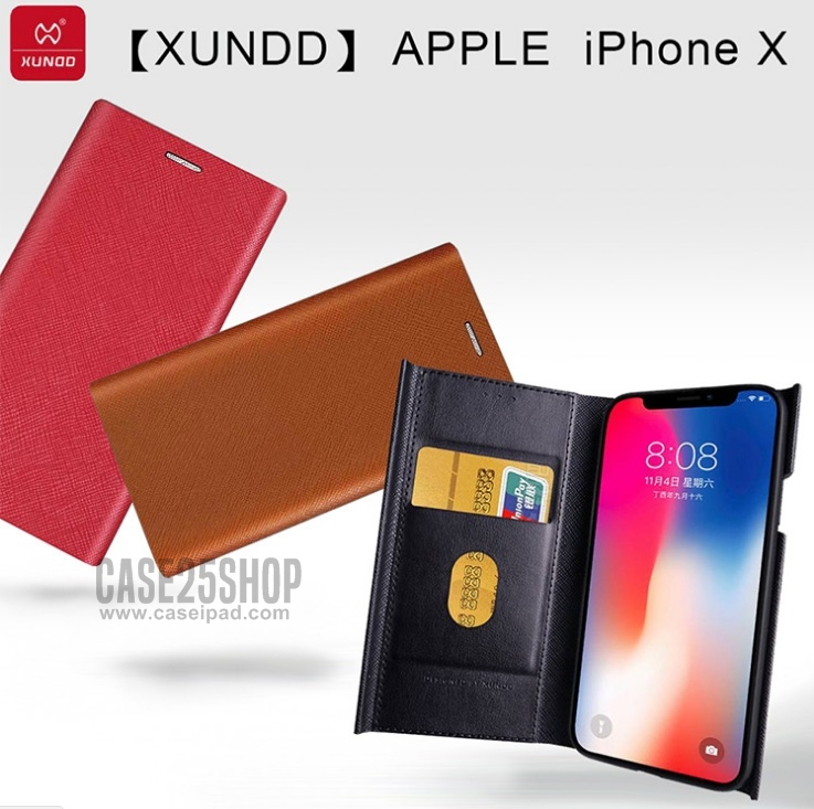 XUNDD Gail Series (เคส iPhone X)