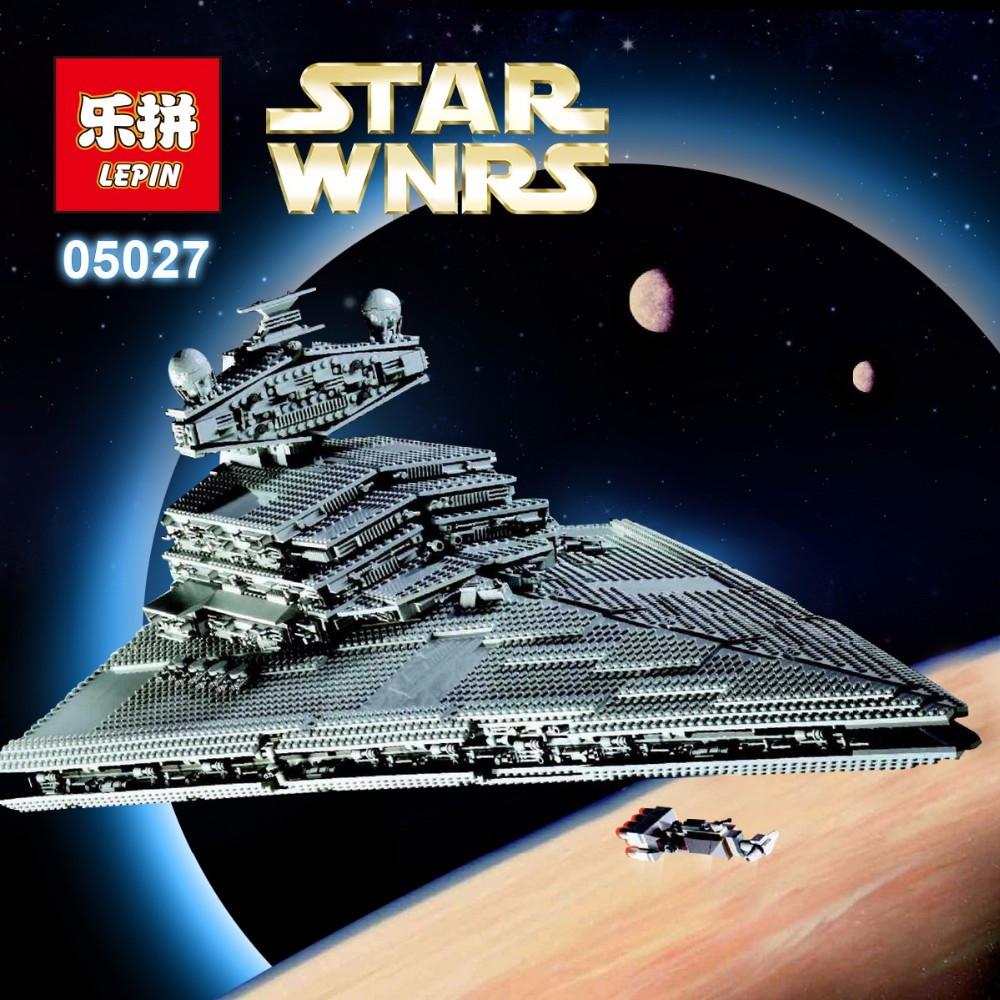 เลโก้จีน LEPIN 05027 ชุด Imperial Star Destroyer