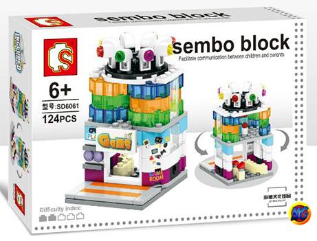 Sembo Block SD6061 : Game Corner