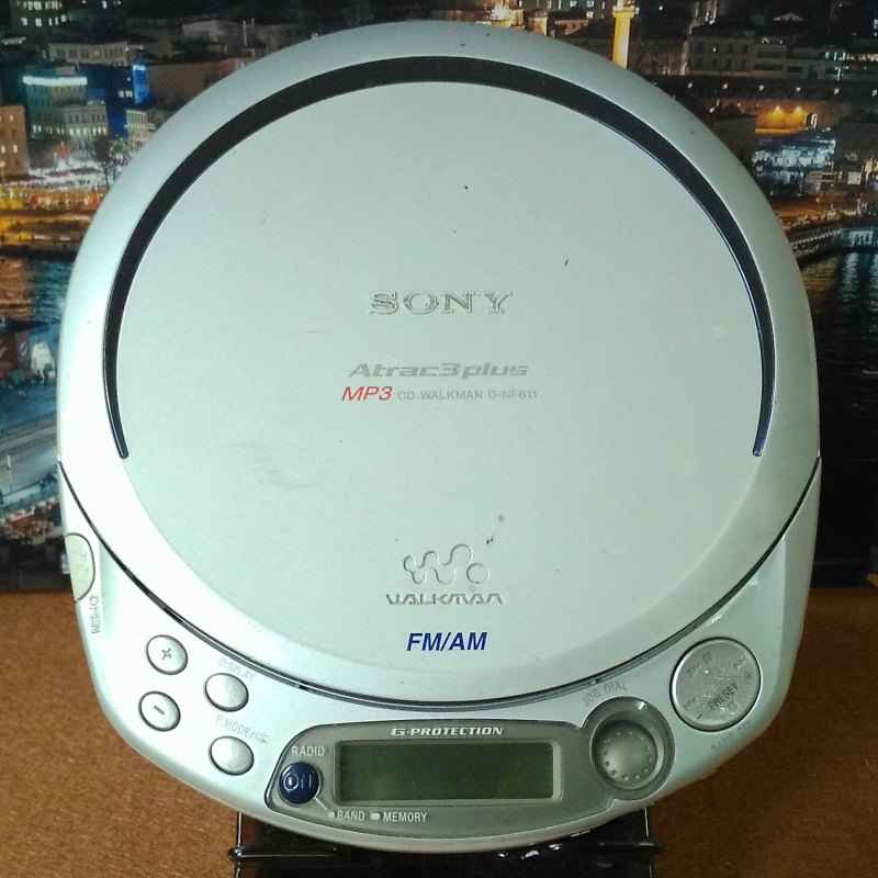 Sony D-NF611 มือสอง