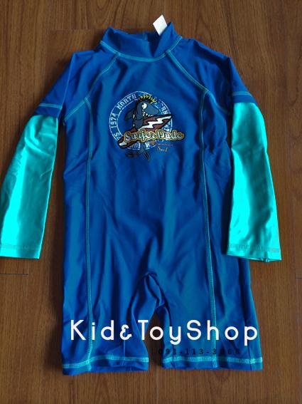 ชุดว่ายน้ำเด็กเล็ก ++พร้อมส่ง++ สีน้ำเงิน