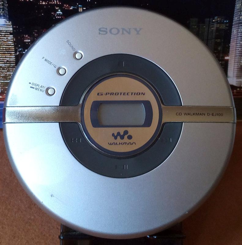 Sony D-EJ100 มือสอง
