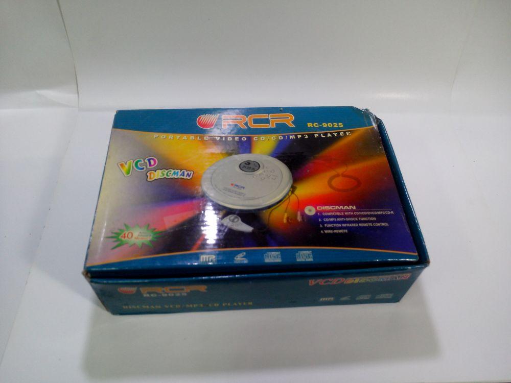 ขายแล้ว เครื่องเล่น CD VCD MP3 RCR