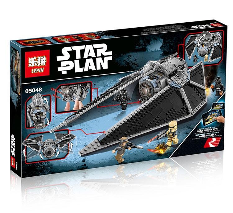 เลโก้จีน Lepin 05048 ชุด TIE Striker™