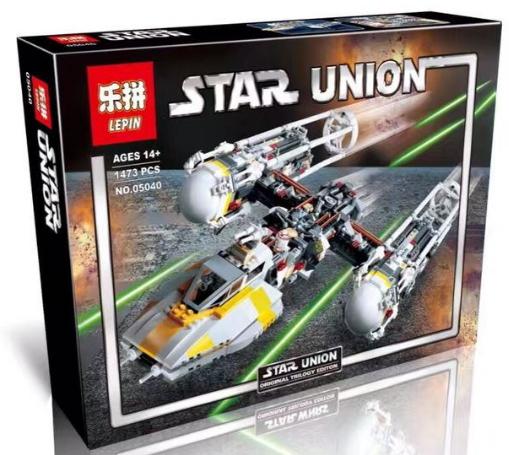 เลโก้จีน Lepin 05040 ชุด Y-wing Attack Starfighter