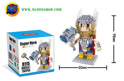 นาโนบล็อค ธอร์ : Thor