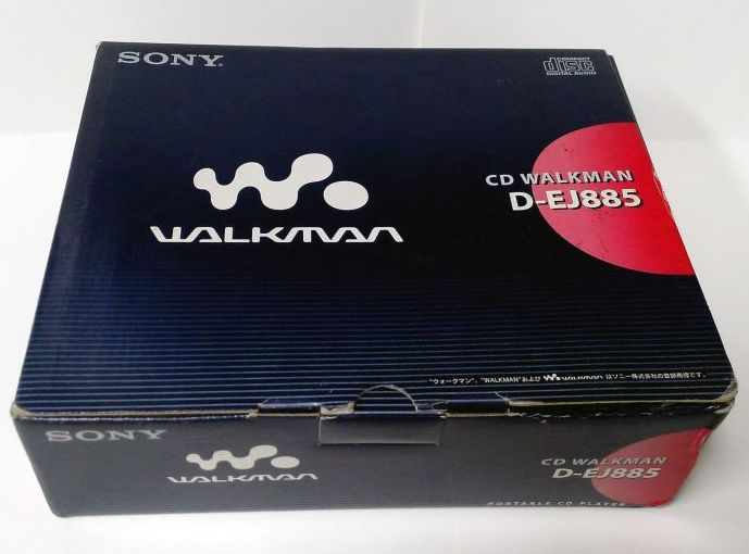 ขายแล้ว Sony D-EJ885 มือหนึ่ง