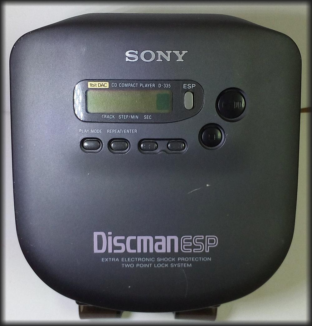 Sony D-335 มือสอง