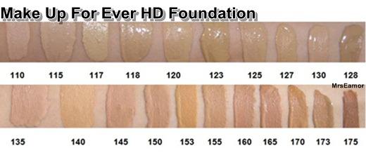 Makeup Forever Hd Foundation N140