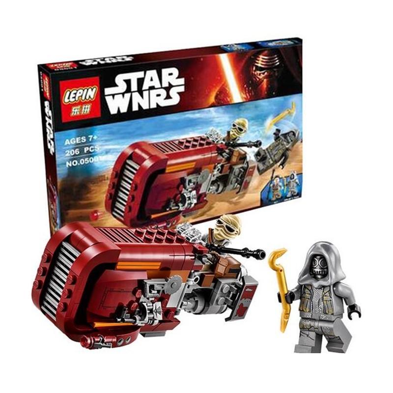 เลโก้จีน Lepin 05001 ชุด Rey's Speeder