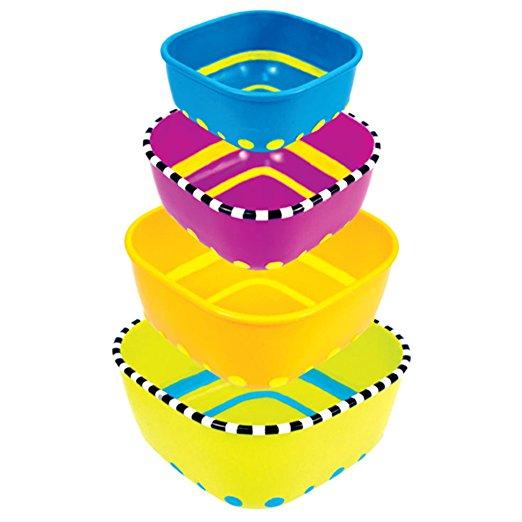 ชุดชามซุป 4 ใบSassy Stack n' Serve Bowl Set