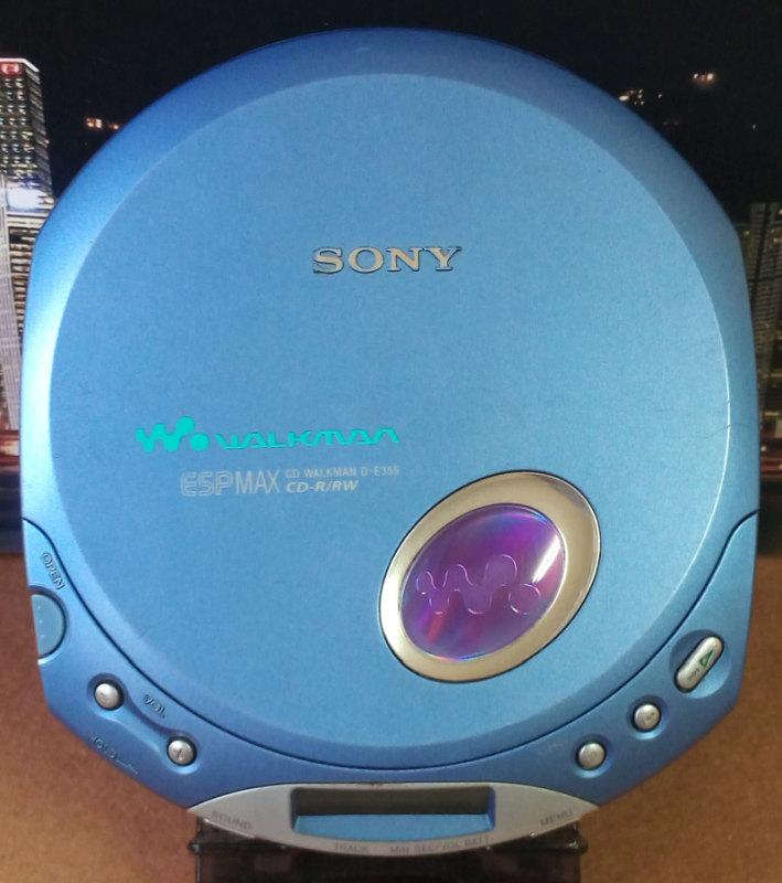 Sony D-E355 มือสอง