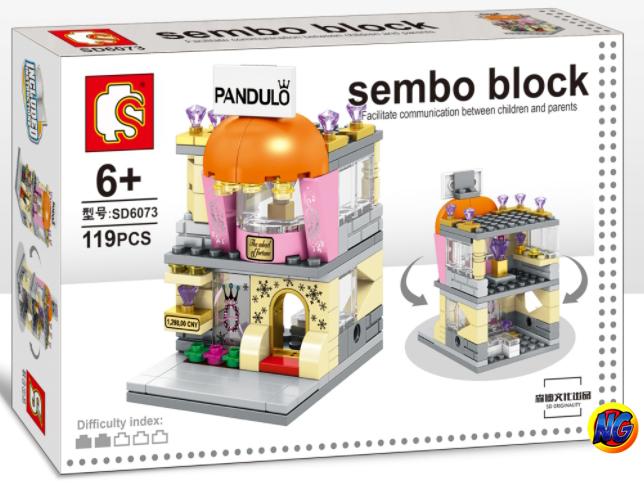 Sembo Block SD6073 : Pandulo