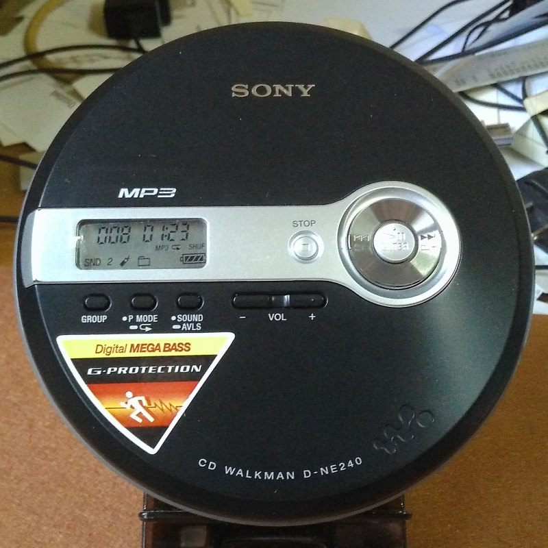 Sony D-NE240 มือสอง