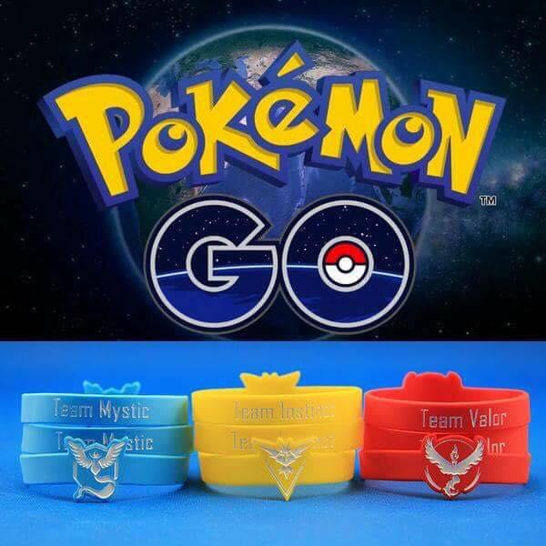 Wristband Pokemon GO