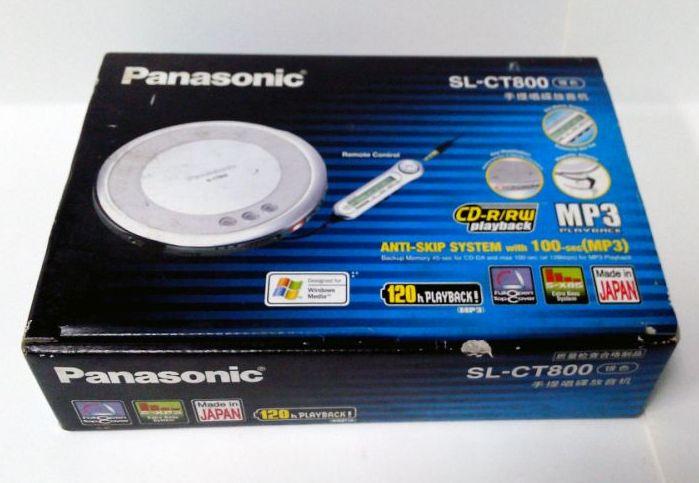 Panasonic SL-CT800 มือหนึ่ง