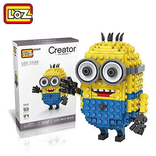 Loz 1203 Nanoblock : Minion Creator
