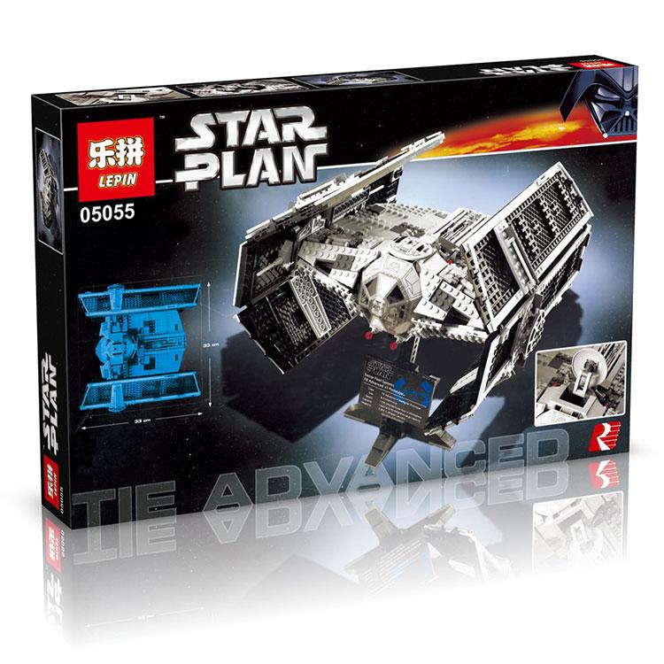 เลโก้จีน LEPIN 05055 ชุด Vader's TIE Advanced