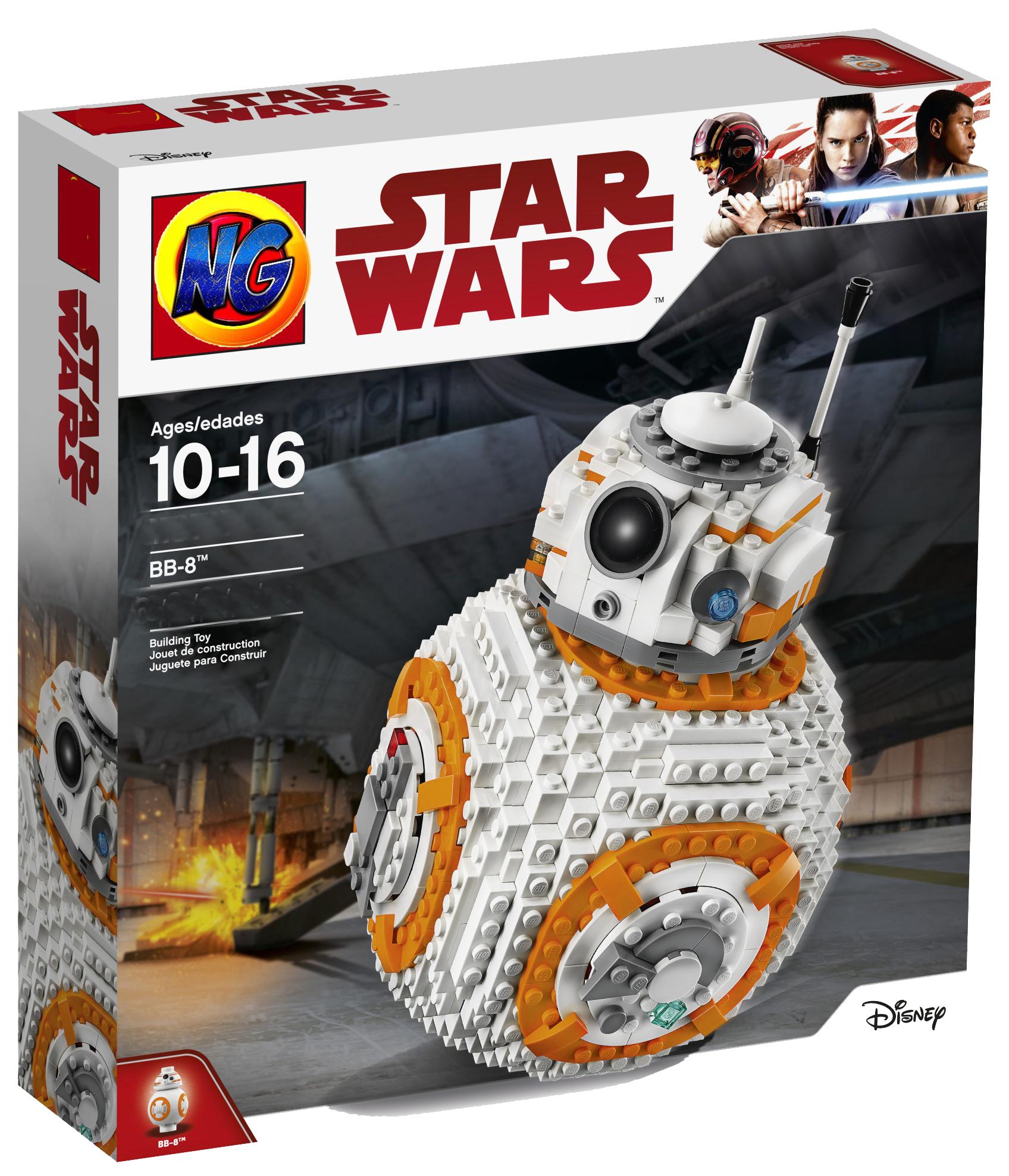 เลโก้จีน LEPIN 05128 Star wars ชุด BB-8 **