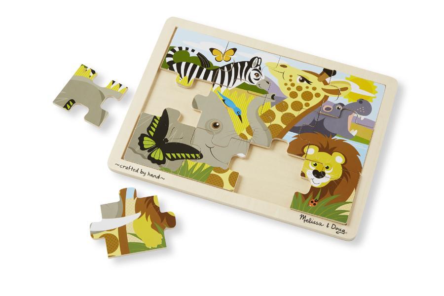 จิ๊กซอชิ้นใหญ่ Safari Jigsaw
