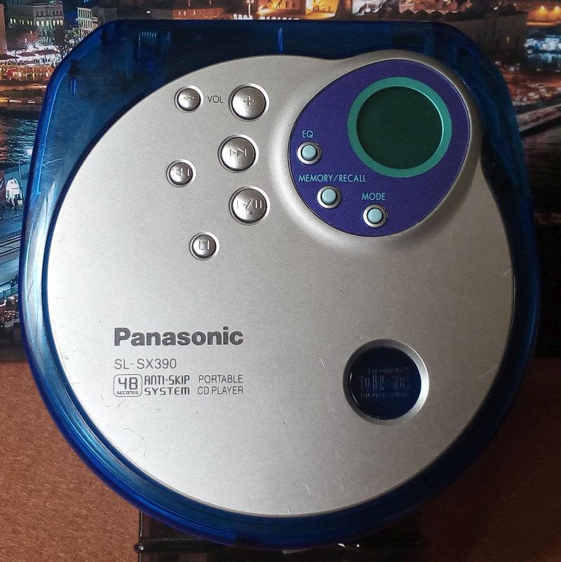 Panasonic SL-SX390 มือสอง