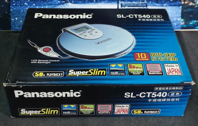 Panasonic SL-CT540 มือหนึ่ง