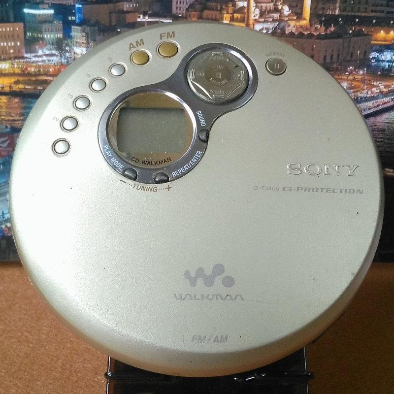 Sony D-FJ405 มือสอง