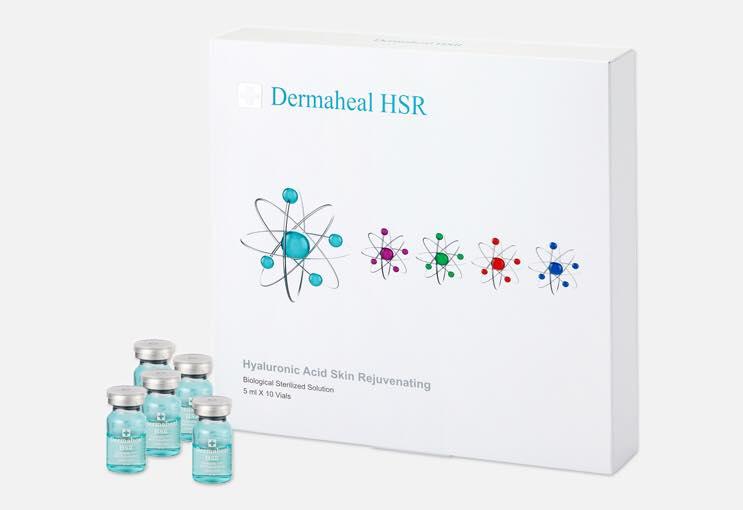 Dermaheal HSR ผ่านอย. จากประเทศเกาหลี
