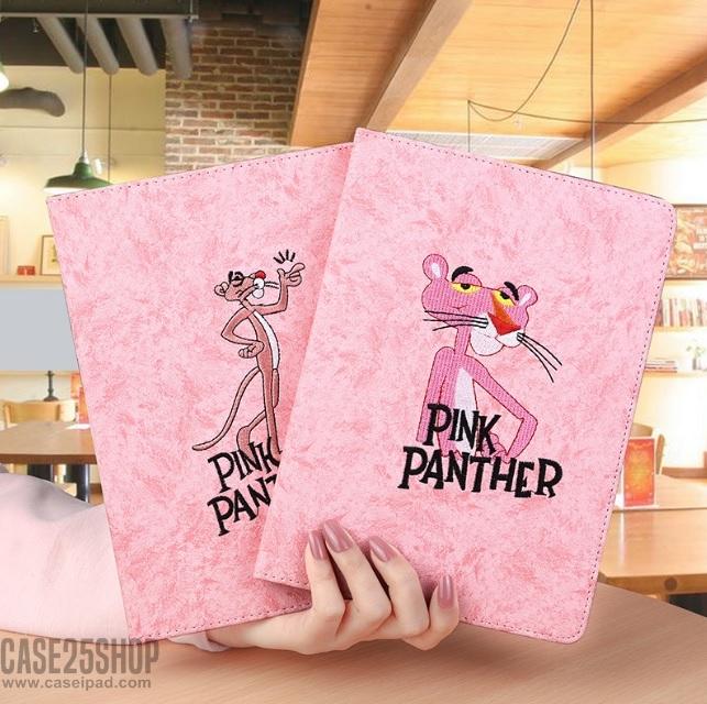 """เคสการ์ตูน The Pink Panther - เคสไอแพด 2018 (9.7"""")"""