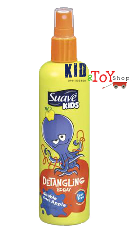 สเปย์ช่วยไม่ให้ผมพันกันSuave Kids กลิ่น Apple
