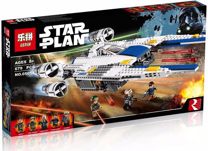เลโก้จีน Lepin 05054 ★ Rebel U-Wing Fighter