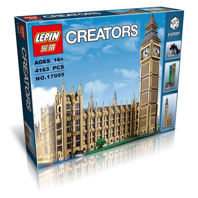 เลโก้จีน LEPIN 17005 ชุด Big Ben