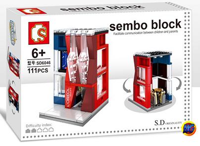 Sembo Block SD6046 : L'Oréal