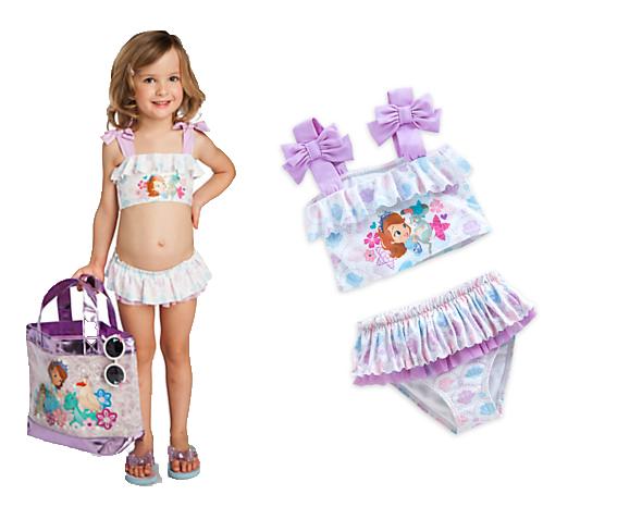 ชุดว่ายน้ำ Sofia Swimsuit for Girls [USA]