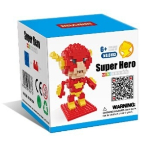 Nanoblock : The Flash