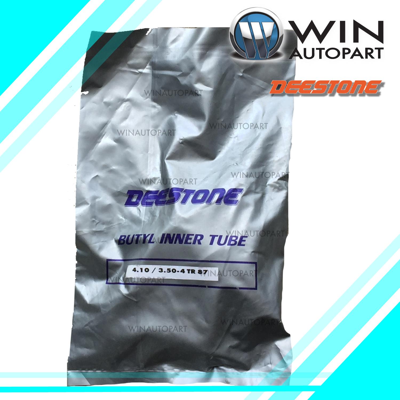 4.10/3.50-4 TR87 ยางใน ยี่ห้อ DEESTONE