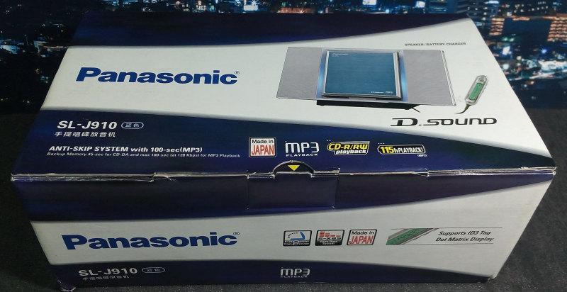 Panasonic SL-J910 มือหนึ่ง