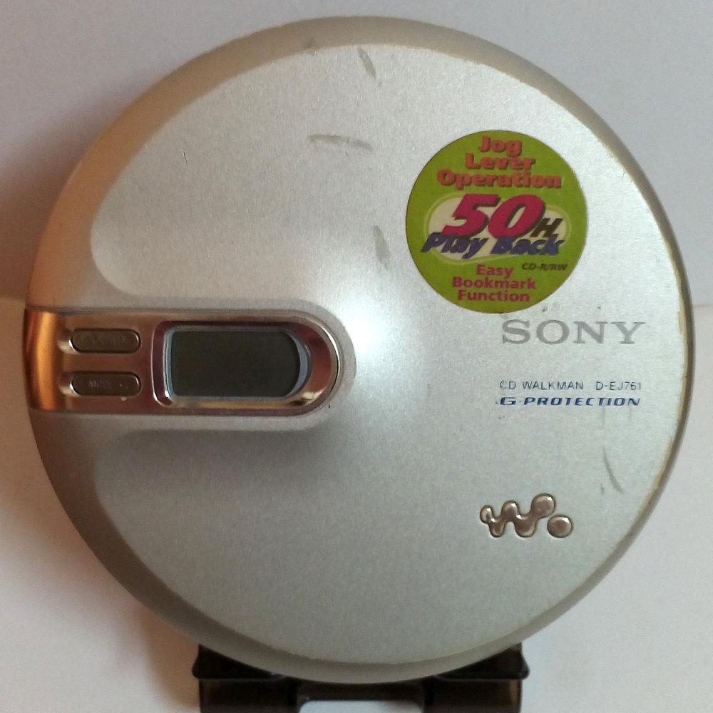Sony D-EJ761 มือสอง