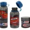 กระติกพร้อมที่ใส่ขนม Lightning McQueen Snack Bottle[USA][p]