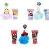 ชุดเซ็ทเจลอาบน้ำพร้อมใยขัดตัว Disney Soap & Scrub Shampoo and Body Wash Bath Set, 4pcs