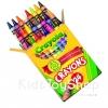Crayola สีเทียนปลอดสารพิษ 24 สี
