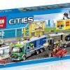 เลโก้จีน LEPIN CITY 02082 ชุด Cargo Terminal